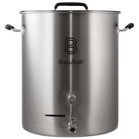 AIH 15-Gallon BrewBuilt Brew Kettle