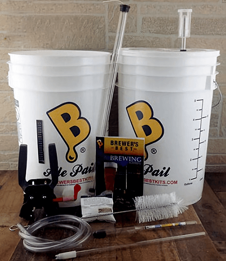 Beginning Homebrew All Grain Kit Upgrade #6