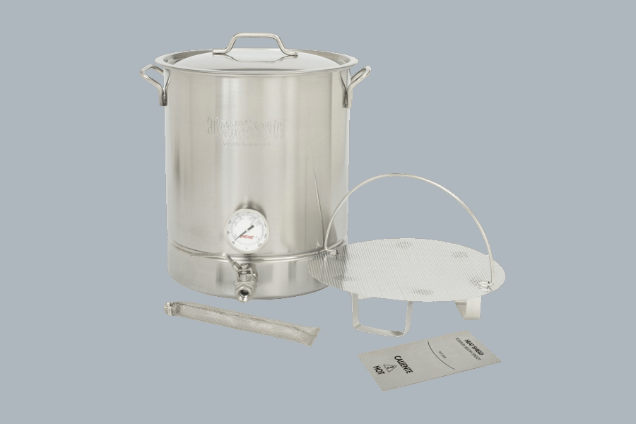 Bayou Classic 16-Gallon Stainless Steel Brew Kettle Review