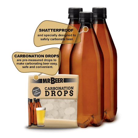 Mr. Beer Premium 2-Gallon Homebrewing Kit