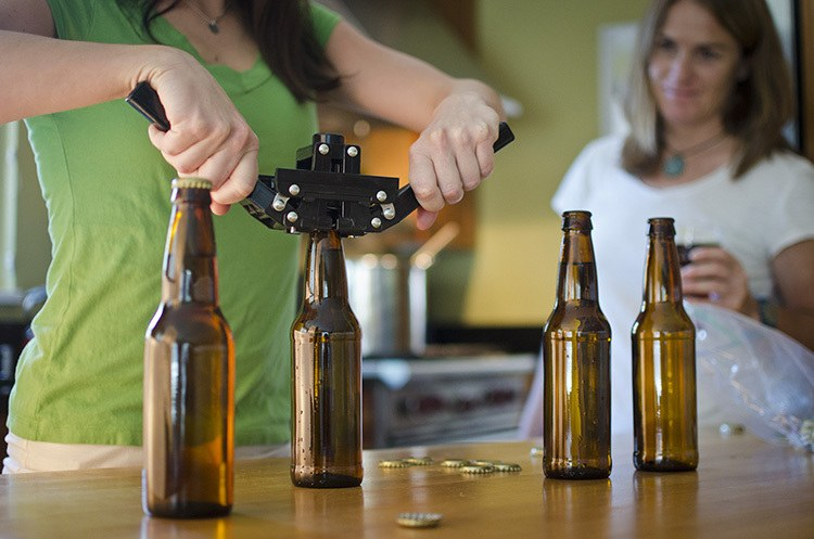 Beer Bottling