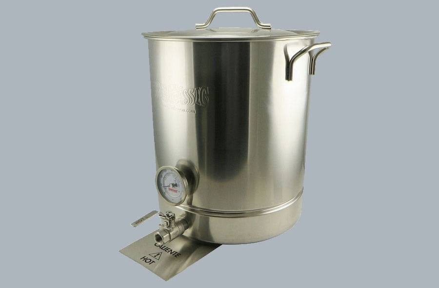 Bayou Classic 10-Gallon Stainless Steel Brew Kettle Review