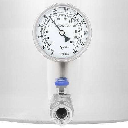 CONCORD Home Brew Kettle Thermometer