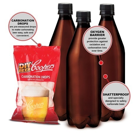 Coopers DIY Beer Home Brewing Carbonation Drops