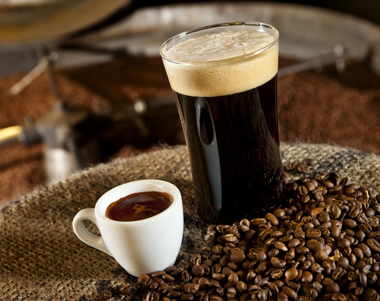 Adding Coffee To Beer Brewing
