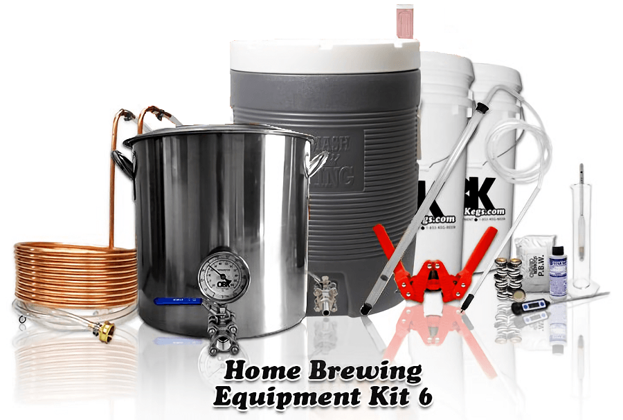 AIH Beginning Homebrew All Grain Kit Upgrade #6 Review