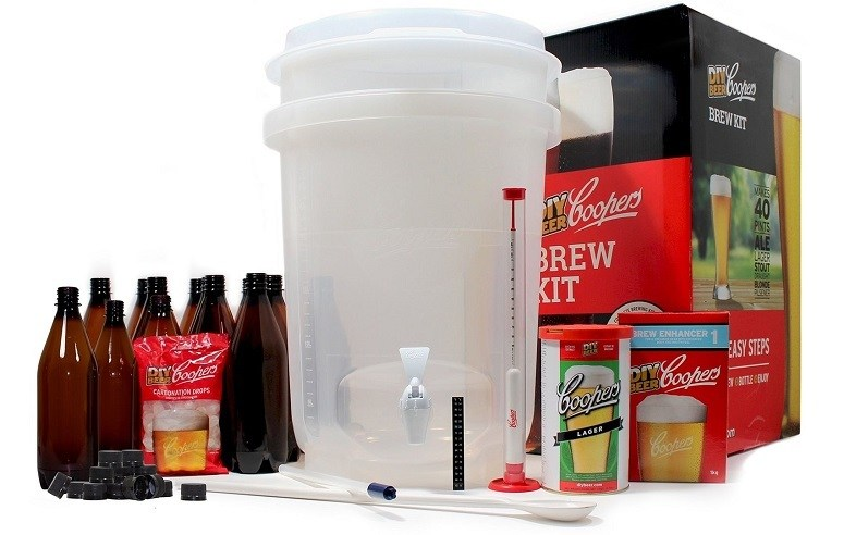 Coopers DIY Beer Home Brewing Kit