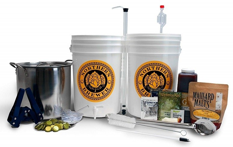 HomeBrewing Starter Set