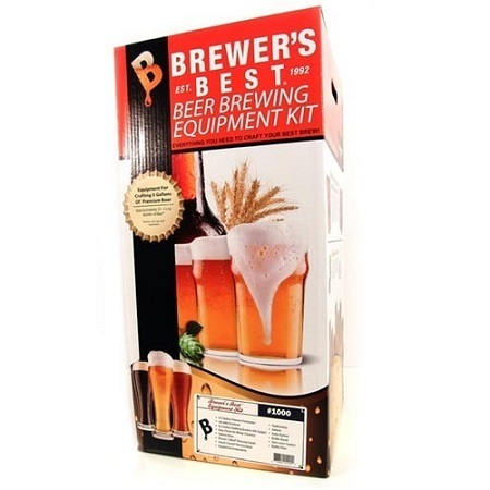 AIH Brewer's Best Beginning Homebrew Kit
