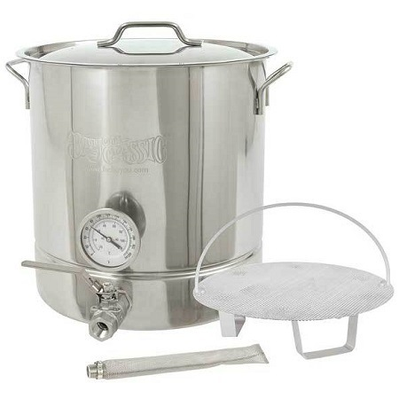 Bayou Classic 800-416 16 Gallon Kettle