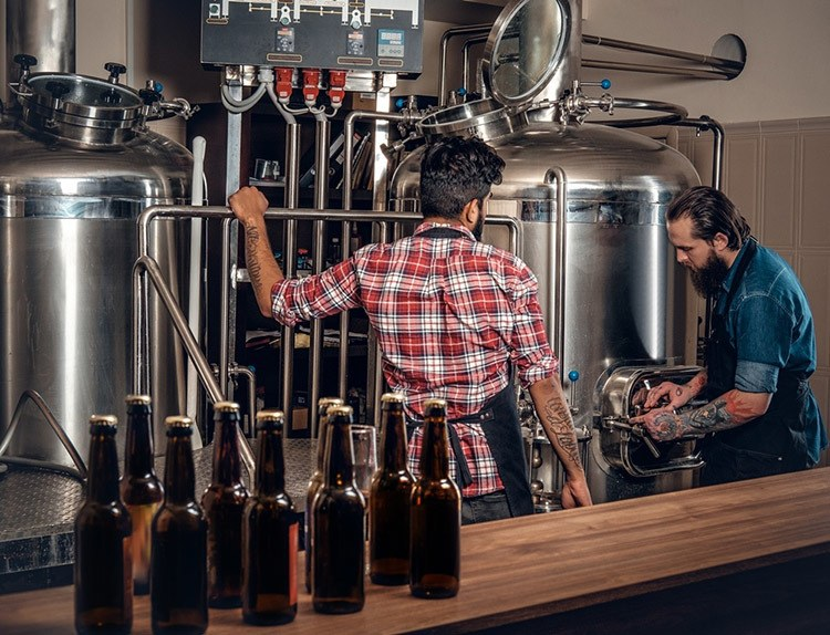 Private Small Craft Brewery